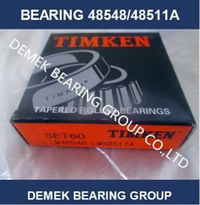 Hot Sell Timken Inch Taper Roller Bearing Lm48548/Lm48511A Set60 pictures & photos