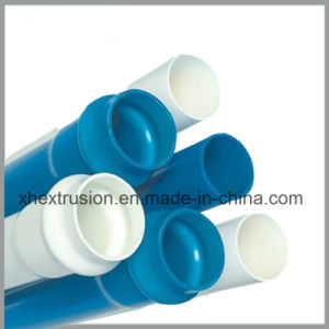 Quality Assurance of Plastic Extruder Machine for PVC Pipes pictures & photos