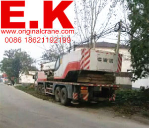 Zoomlion 70ton Hydraulic Jib Crane Mobile Crane (QY70K) pictures & photos