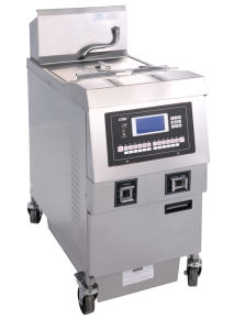 Gas Open Fryer/Smart Chicken Pressure Fryer/Smart Chicken Pressure Fryer pictures & photos