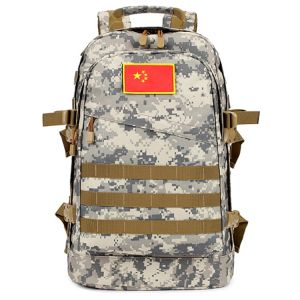 Outdoor Army Camouflage Waterproof Knapsack for New Design (RS-Lw882 pictures & photos