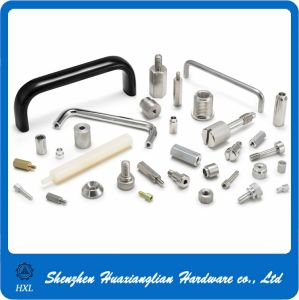 Low Volume Customized Metal Fabrication CNC Machined Parts Buyers pictures & photos