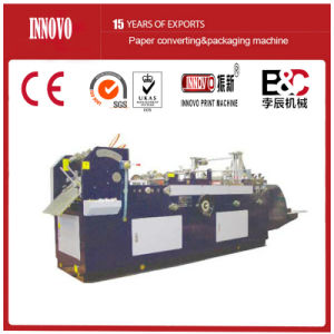 High Quality Envelope Making Machine (innovo-53) pictures & photos