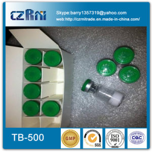 99% Purity Peptide Hormones Tb-500 CAS: 77591-33-4 pictures & photos