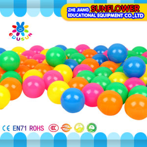 Indoor Playground Ball Pool Children Toys Kindergarten Plastic Ocean Ball (XYH-0167--XYH-0169) pictures & photos