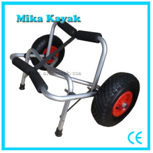 Kayak Accessories, Kayak Trolley, Beach Trolley Cart with Balloon Wheel pictures & photos