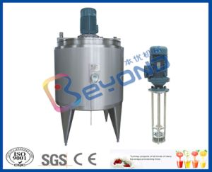 high speed mixing tank shearing tank blending tank emulsification tank pictures & photos