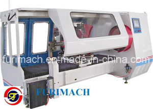 Furi Brand Fr-1660 Automatic Single Shaft Roll Cutting Machine with Safety Cover pictures & photos