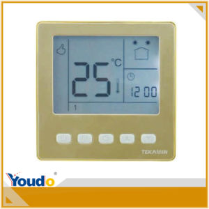 Six Periods Programmable Thermostats with LCD Screen