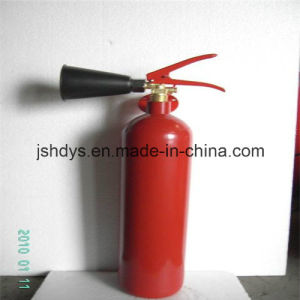 Convex Bottom 10kg Alloy Steel CO2 Fire Extinguisher (cylinder: EN1964-1) pictures & photos