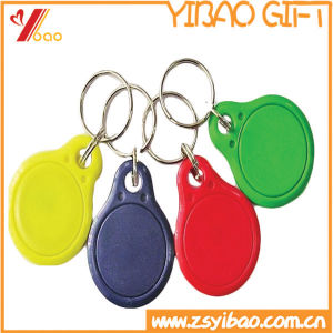 Pure Color ABS Keychain for Promotional Gift pictures & photos