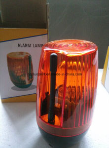 Flash Light for Gate Opener, Alarm Lamp with Antenna pictures & photos