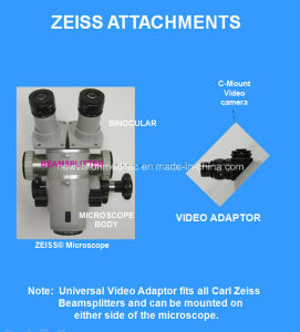 Digital Convert Adapters for Zeiss, Leica, Topcon, Moller Wedel, Takagi Surgery Microscope pictures & photos