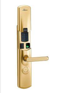 Fingerprint Home Burglar Door Locks pictures & photos