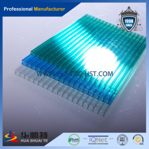 Heat Insulation Polycarbonate Sheet / Hollow Sheet pictures & photos