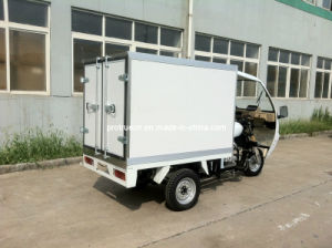 Cargo Tricycle with Insulation Box for Hot Weather (Tr-22b) pictures & photos