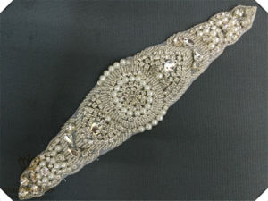 The New Wedding Dress Rhinestone Belts, Applique DIY Accessories