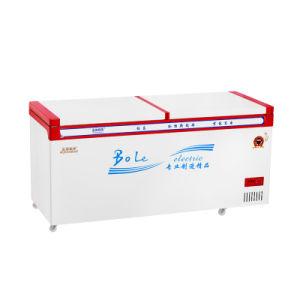 128kg Large Capacity Top Open Door Chest Freezer pictures & photos