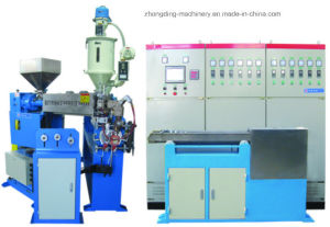 Zd-90+35 Power, Building, Insulation Sheath Cable Extrusion Machine pictures & photos