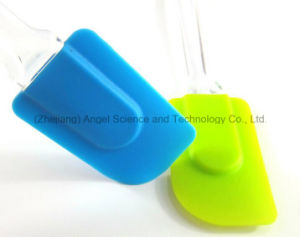 Medium Size Silicone Baking Spatula with PS Handle Ss03 pictures & photos