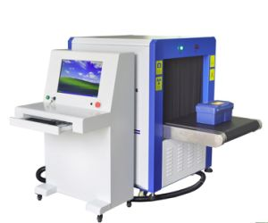 High Definition and Penetration X-ray Luggage Scanner (MCD-6550)