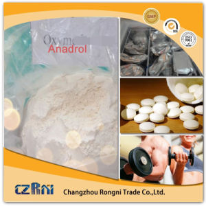 High Quality Steroid Powder CAS No: 434-07-1 Anadrol pictures & photos