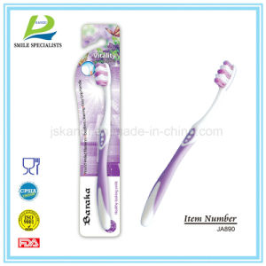 Classic and Simple Lady Loving Toothbrush pictures & photos