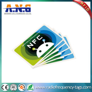 30mm 0.5g Hf RFID Tags with ISO / IEC 15693 pictures & photos