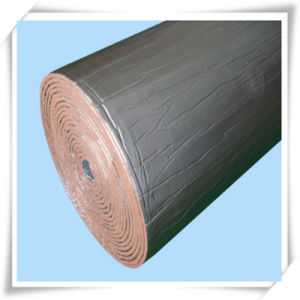Antiglare Foil Woven IXPE Fabric Foam Insulation pictures & photos
