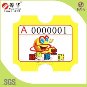 Amusement Accessories Ticket for Redemption Game Machine pictures & photos