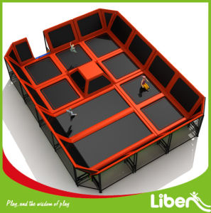 China Liben Small Indoor Trampoline Park for Kids pictures & photos