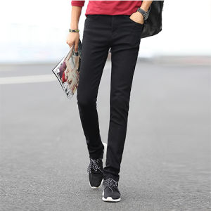 Stock Mens Denim Jeans, Boys Fashion Trousers