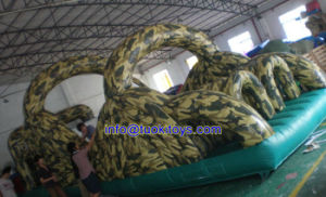 Colorful Inflatable Obstacle for Children Park (A500)