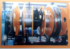 Jlz Central Stranding Machine for Bare Wire pictures & photos