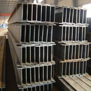 Building Material Steel H Beam/H Section Steel Beam pictures & photos