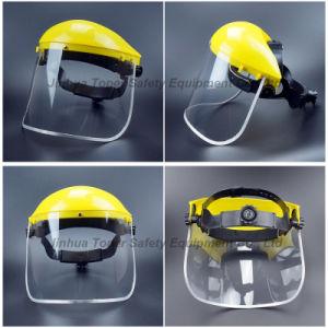 Most Popular Typel Steel Mesh Visor Face Shield for Garden (FS4014) pictures & photos