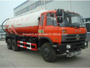Dongfeng Vacuum Suction Sewage Truck 15 Cbm