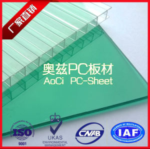 Twin-Wall Polycarbonate Sheet for Dome pictures & photos