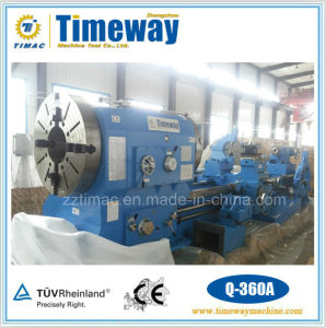 360mm Oil Country Heavy Duty Manual Lathes (Q-360A) pictures & photos