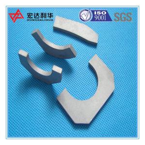 Tungsten Carbide Wood Working Inserts in Zhuzhou pictures & photos