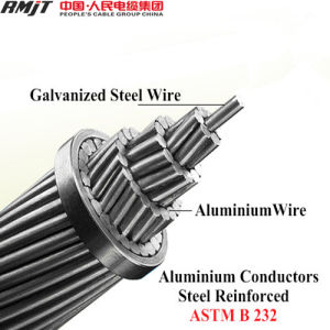 Overhead Bare Aluminum Conductor AAC Conductor with ASTM B-231 Standard pictures & photos