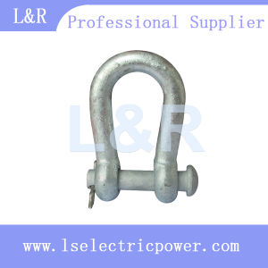 Bolt Type Anchore Shackle U Clevis pictures & photos
