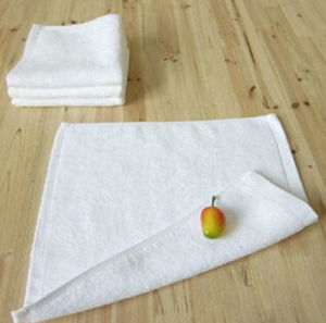 High Quality Hotel Terry Cotton Hand Towel pictures & photos