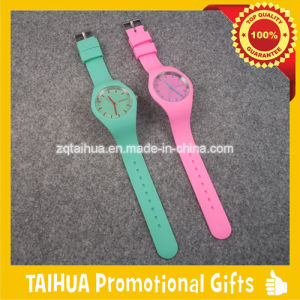 Fashionable Silicone Watch Bracelet pictures & photos