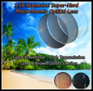 1.56 Aspherical Super-Hard Photochromic Optical Lens