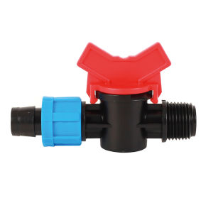 Agricultural Irrigation Plastic/PVC Mini Water Valve for Tape/Tube/Pipe pictures & photos