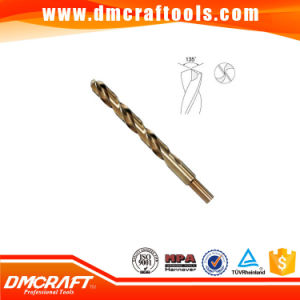 DIN338 HSS Cobalt Reduce Shank Drill Bit pictures & photos