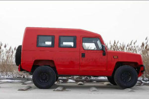 New Yongshi Light off-Road Vehicles Three- Door Long Axis pictures & photos