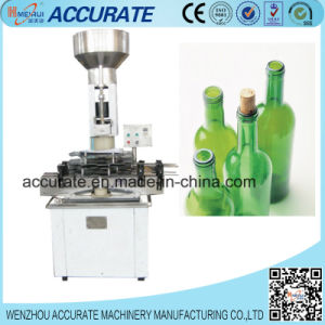 Zds Series Automatic Red Wine Bottle Cork Sealing Machine pictures & photos