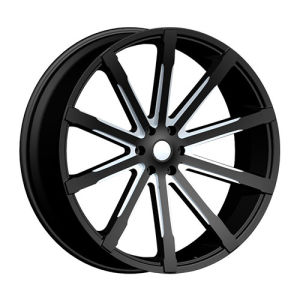 24 and 26 Inch Big Alloy Wheels Nice Face Finish pictures & photos